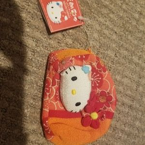 Hello Kitty traditional Japanese collection coin p